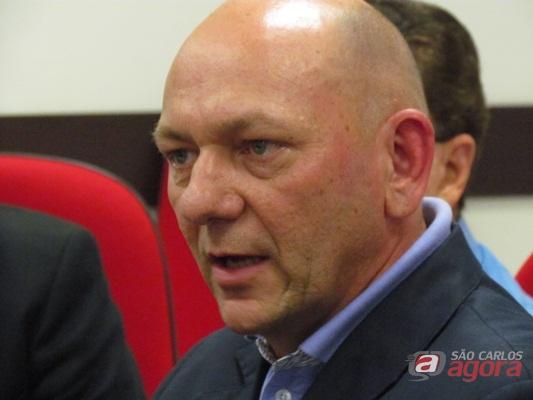 Diretor-presidente do Grupo Havan, Luciano Hang. (Foto: Tiago da Mata / SCA) -