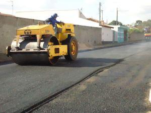 Recape pelas ruas de Ibaté (Foto: Divulgação) -
