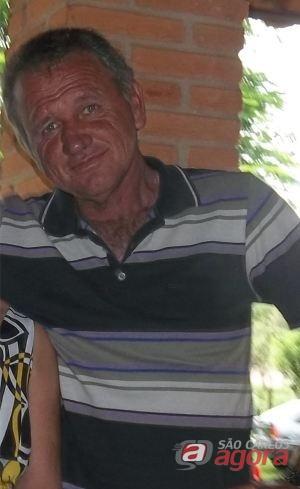 Adão Aparecido Rodrigues, de 49 anos -