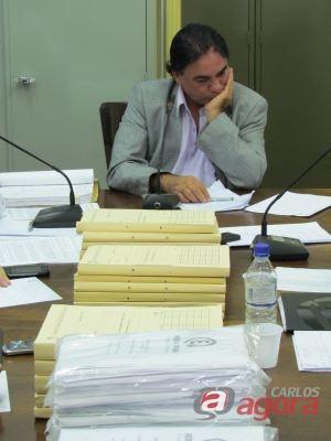 Milhares de documentos foram solicitados à empresa, para serem investigados. (Foto: Tiago da Mata / SCA) -