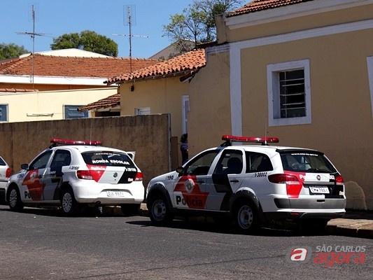 Idosa é encontrada morta em casa na Vila Prado (Foto: Milton Rogério/SCA) -