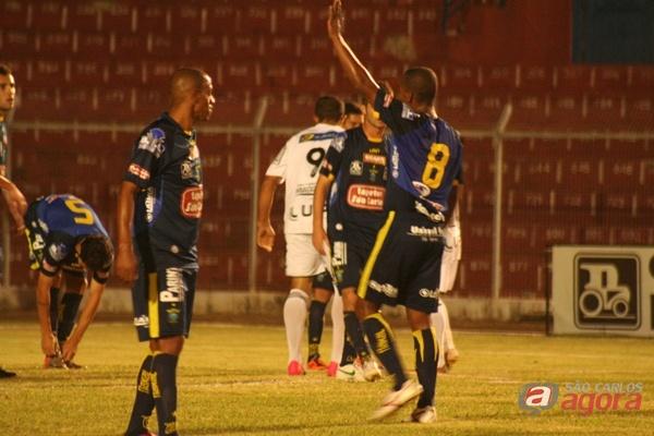 São Carlos 0 x 0 Comercial (Fotos: Rodrigo Martarello / SCA) -