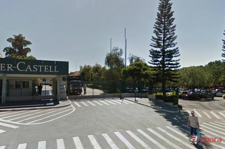 Local onde funcionava a fábrica da Faber Castell pode abrigar novo shopping (Google Street View). -