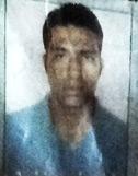 Pedro foi atingido por tiros de pistola dentro de um bar. (foto Marcos Oliveira). -