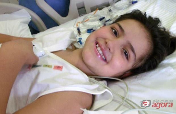Caliane continua internada na UTI do Hospital Sirio Libanês, em São Paulo (Foto: eptv.com) -