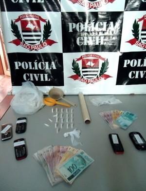 Dupla que praticava disque-drogas é presa em Ribeirão Preto (Foto:jornalacidade.com.br) -