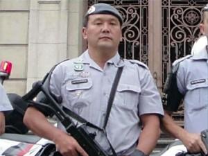 Marcelo Fukuhara foi assassinado com tiros de fuzil em Santos. (foto: Divulgação) -
