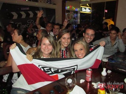 São Paulo é campeão da Copa Sul-Americana. (Foto: Tiago da Mata / SCA) -
