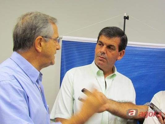 José Fernando Favoretto - Secretário de Esportes (Foto: Tiago da Mata / SCA). -