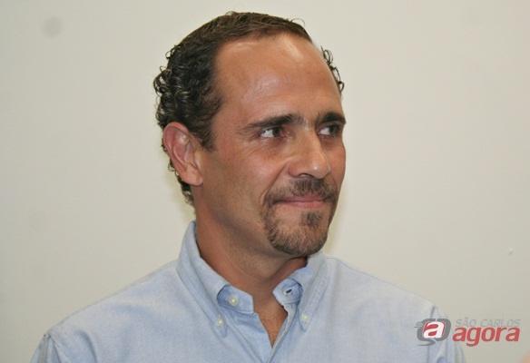 Caio Graco Hortenzi Vilela Braga, secretario de Habitação e Desenvolvimento Urbano anunciado por Paulo Altomani. (Foto: Tiago da Mata / SCA) -