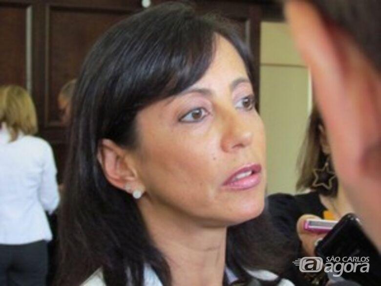 Eloisa de Sousa Arruda, secretária de Justiça e Defesa da Cidadania do Estado de São Paulo. (Foto: Tiago da Mata / SCA) -
