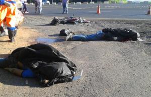 Jovens morrem em acidente na SP-310 (Foto:araraquara.com) -