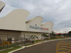 Hospital Escola de São Carlos. (Tiago da Mata / SCA) -