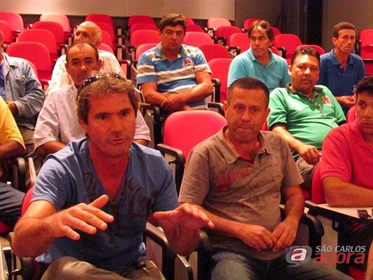 Caçambeiros afirmam que preço do aluguel da caçamba terá reajuste de mais de 120%. (Foto: Tiago da Mata / SCA) -
