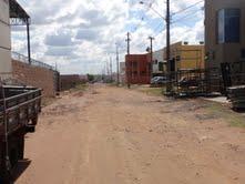 Rocha: ruas sem asfaltam inibem o potencial produtivo do parque industrial. -