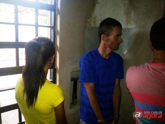 Casal foi preso na região de Araçatuba. (foto Araçatuba News) -