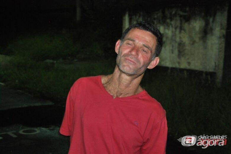 Pintor foi preso em flagrante após assaltar comerciante. (Foto Vinicius Neo). -