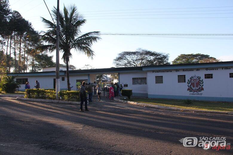 Agentes de Itirapina também estão em greve. -