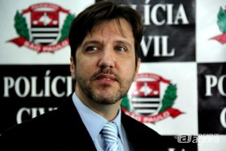 Equipe do delegado Gilberto de Aquino esclarece mais um caso de homicídio em São Carlos. -