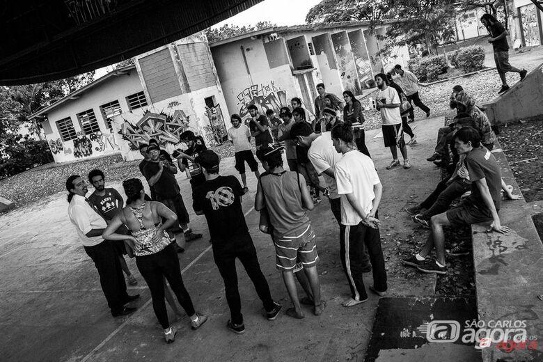 Grupo promoveu a limpeza do local que estava abandonado e oferece várias atividades à população. (Foto Divulgação Facebook). -