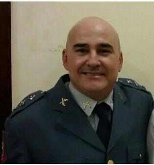 Cap PM Marcelo dos Santos Sançana – Comandante da PM de Porto Ferreira -