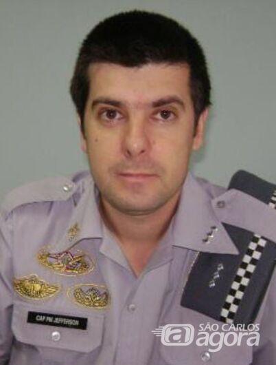 Capitão da PM disse que houve redução no número de assaltos nos últimos meses. -