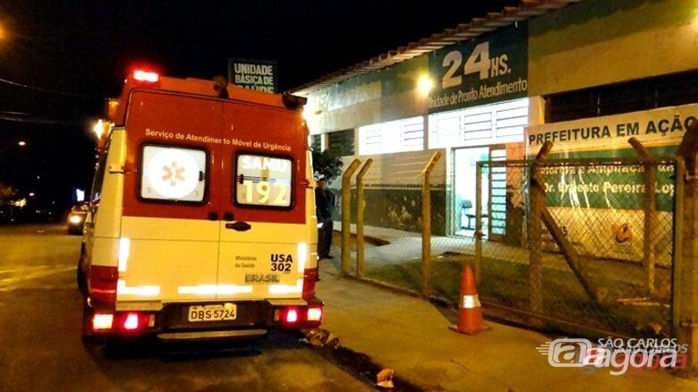 Segundo o tio do garoto, não havia ambulância na UPA do Cidade Aracy. -