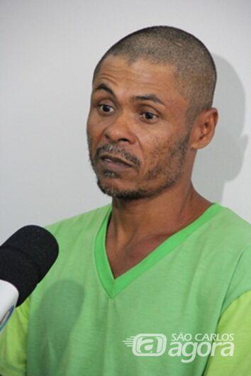 Valdete foi condenado a 26 anos de prisão. (foto Tiago da Mata. -