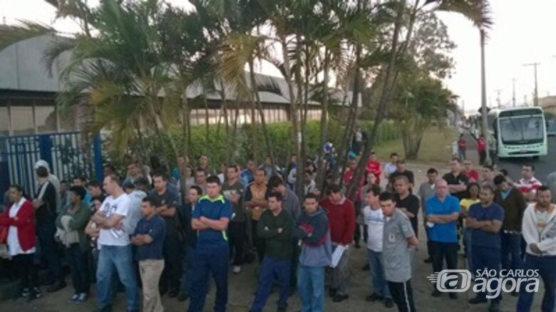 Foto: Sindicato dos Metalúrgicos. -