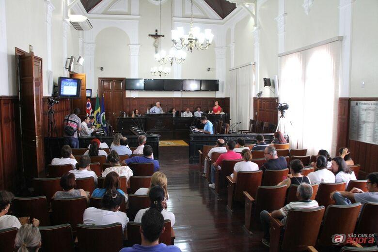 Sala das sessões da Câmara Municipal sediará discussão sobre problemas de iluminação pública -