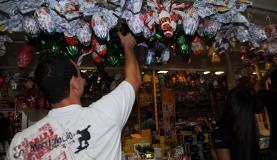 De sexta a domingo, as vendas cresceram 3,2%, o que evitou o resultado negativo José Cruz/Agência Brasil -