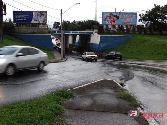 Viaduto da Fepasa: vereador quer informações sobre obra que facilitará interligação de bairros da zona sul com o centro da cidade. -