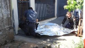 Anderson Luiz Couto, 24, foi assassinado no último dia 7. (foto Milton Rogério) -