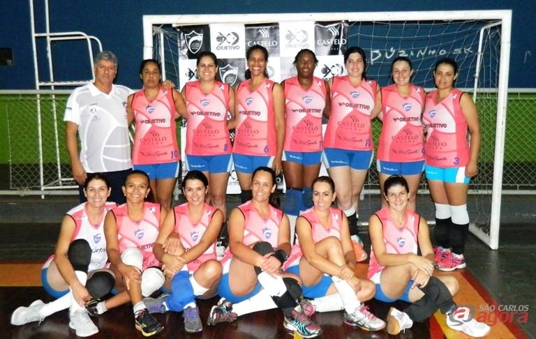 Em 2015, o Objetivo/Castelo Plaza vai estar presente em cinco torneios Divulgação -