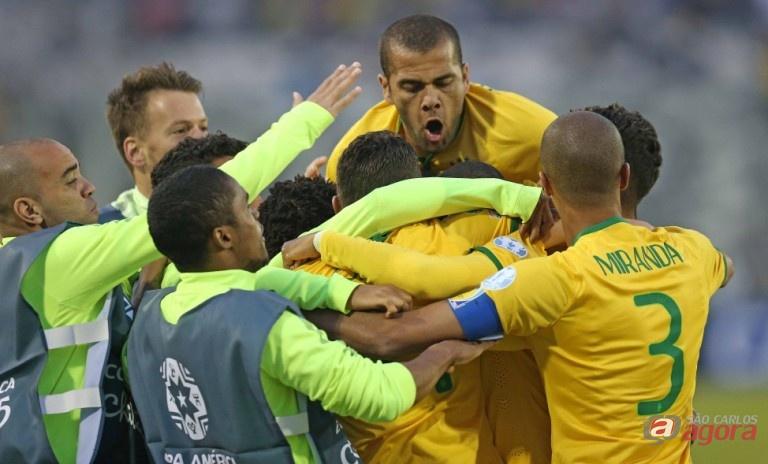 Após eliminação em 2011, Brasil irá enfrentar novamente os paraguaios. Foto: Rafael Ribeiro/CBF -