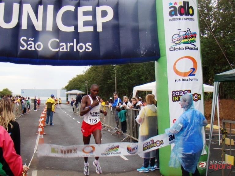 Na edição de 2015, Corrida Unicep deverá ter aproximadamente 2200 participantes. Foto: Divulgação/Unicep -