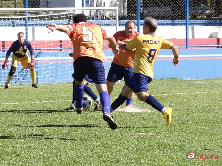 Em um jogo marcado pelo equilíbrio, o Sancalce superou o Independente. Foto: Marcos Escrivani -