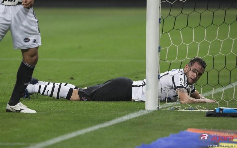 Renato Augusto perdeu uma excelente oportunidade de marcar. Foto: www.agênciacorinthians.com.br -