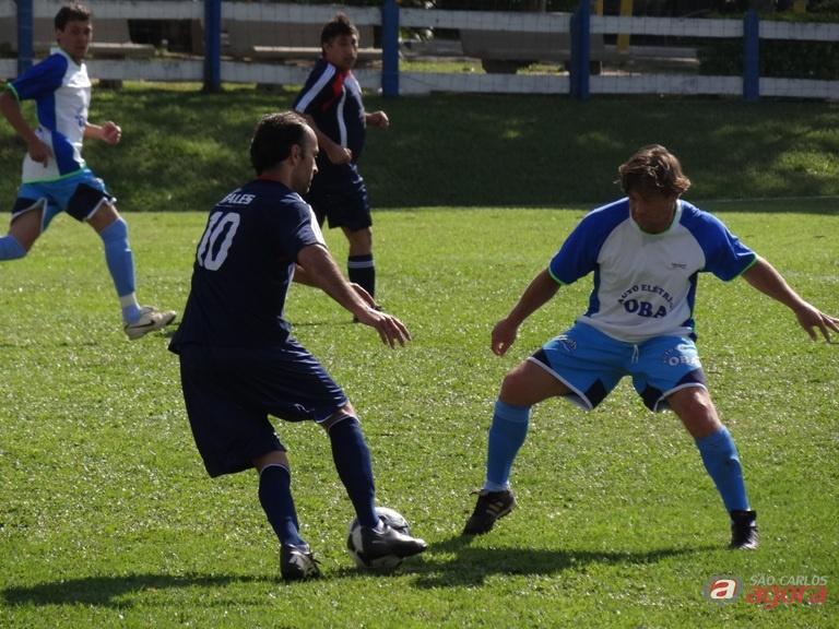 Com um futebol eficiente, o Jr Som e Luz conquistou uma bela vitória. Fotos: Marcos Escrivani -