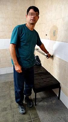 Acusado residia há bastante tempo em São Carlos. (foto Milton Rogério) -
