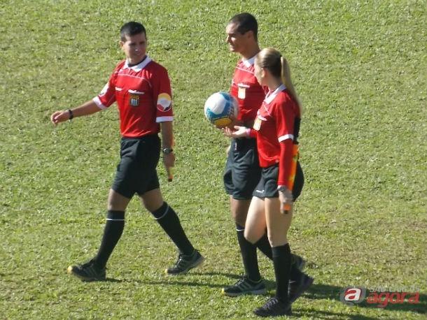 Em 2011 Scarascati apitou a vitória da Águia diante da Ferroviária por 3 a 2. Foto: Divulgação -