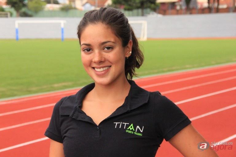 Fabíola relembra que há cinco anos, quando iniciou seus treinos no triathlon, sonhava em participar dos Jogos Olímpicos de 2016. Foto: Divulgação -