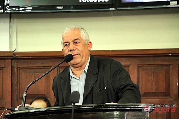 Vereador Freire: indignado com o descaso da Secretaria Municipal de Saúde na divulgação de dados sobre a dengue na cidade -