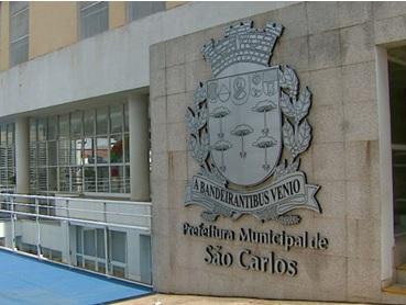 Prefeitura Municipal de São Carlos. (Foto Divulgação) -