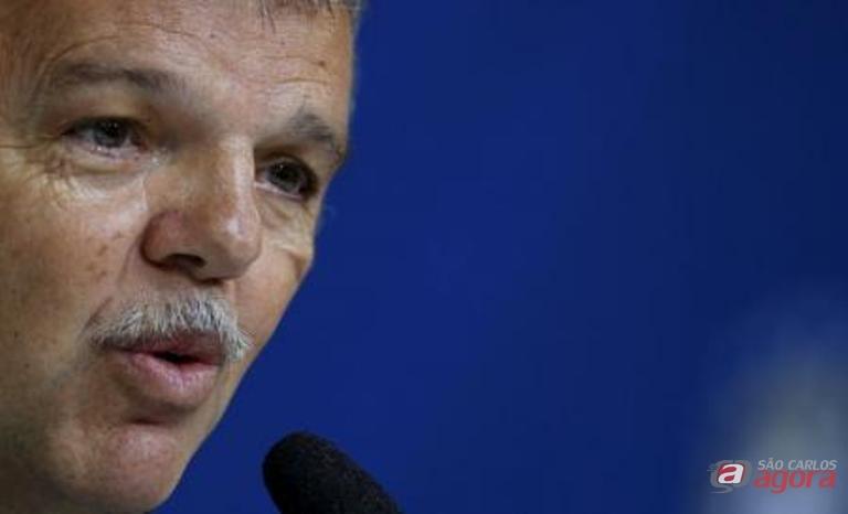 Rinaldi reconheceu a insatisfação da direção da CBF e da própria comissão técnica com a campanha. Foto Reuters/Sergio Moraes -