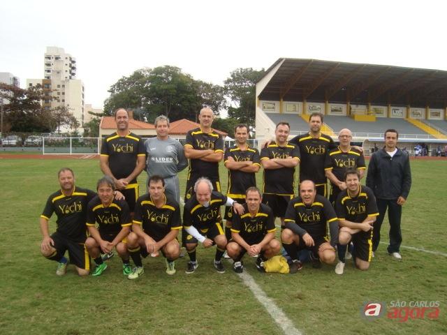 O Yachi conquistou uma bela vitória pelo Interamigos do São Carlos Clube. Foto: Divulgação -