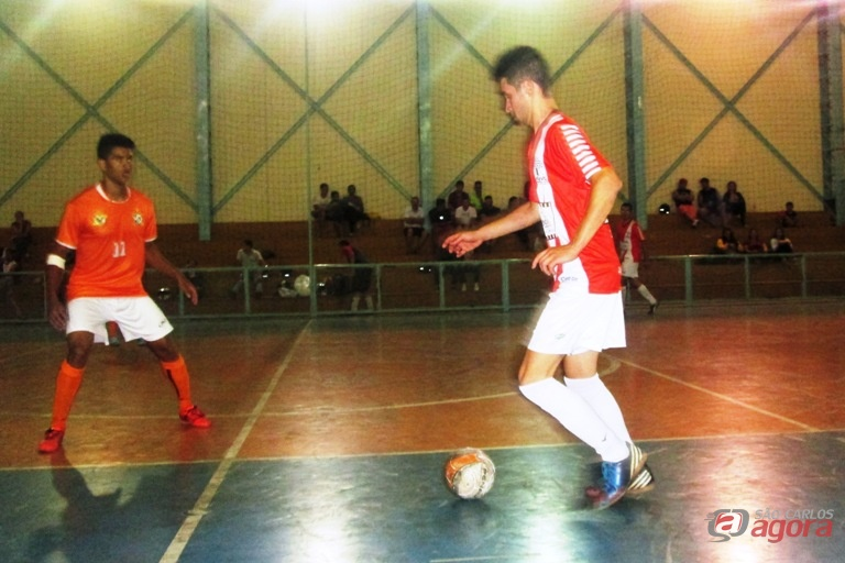 Restaurando Vidas e Nova Vida fizeram jogo de 13 gols. Foto: Gustavo Curvelo/Divulgação -