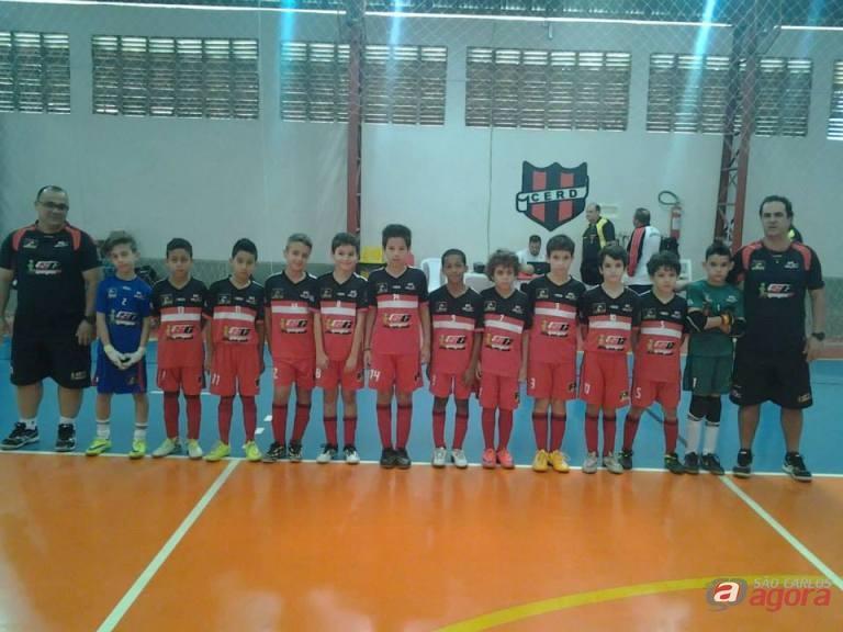 Equipes de futsal da Multi Esporte venceram compromissos pela Liga Ferreirense. Foto: Divulgação -