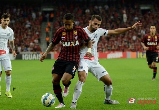 Na Arena, equipes realizaram uma partida bem disputada. Marco Oliveira/Site Oficial Atlético/PR -