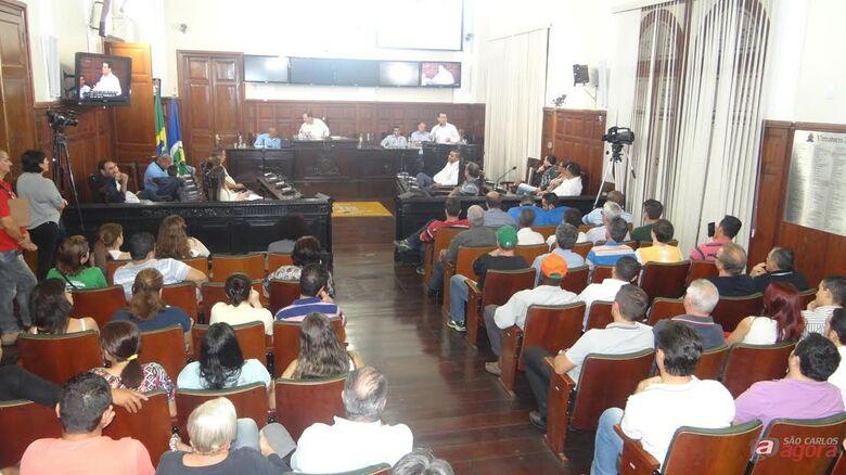 Audiência pública na Câmara discutiu impasse na questão do ticket refeição do funcionalismo -